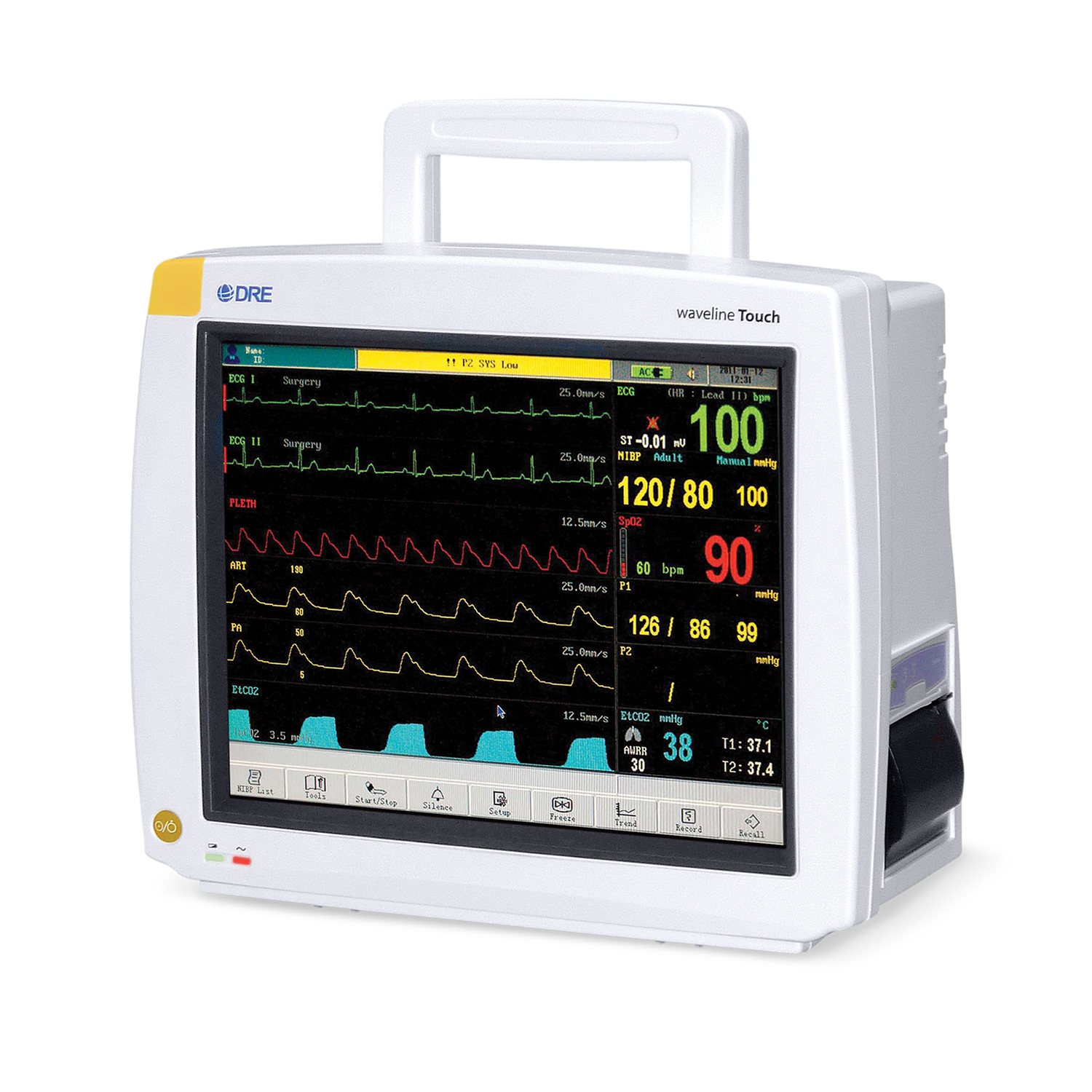 Explore the Capnography Devices Market forecast to 2026